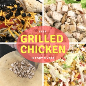 Best Grilled Chicken In Fort Myers Florida