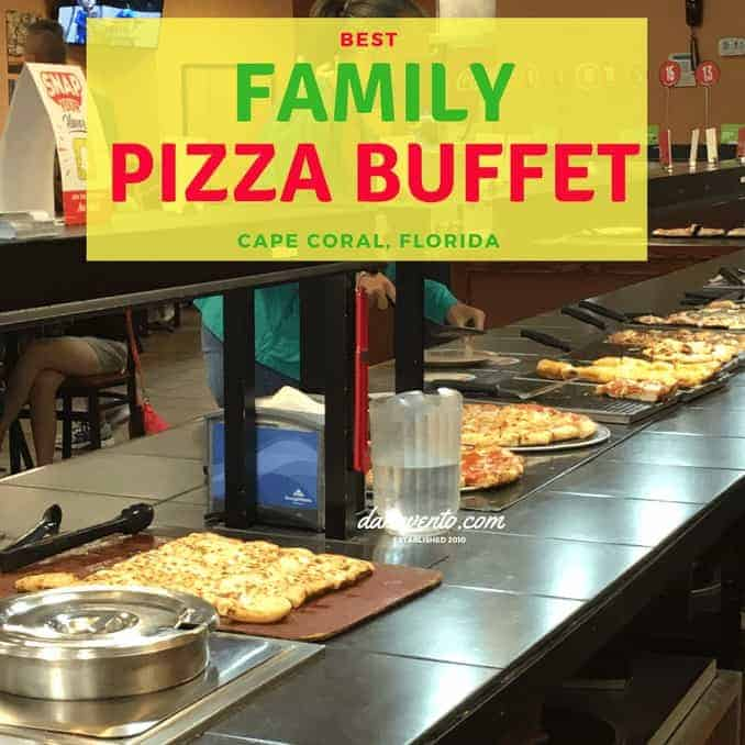 Best Family Pizza Buffet in Cape Coral