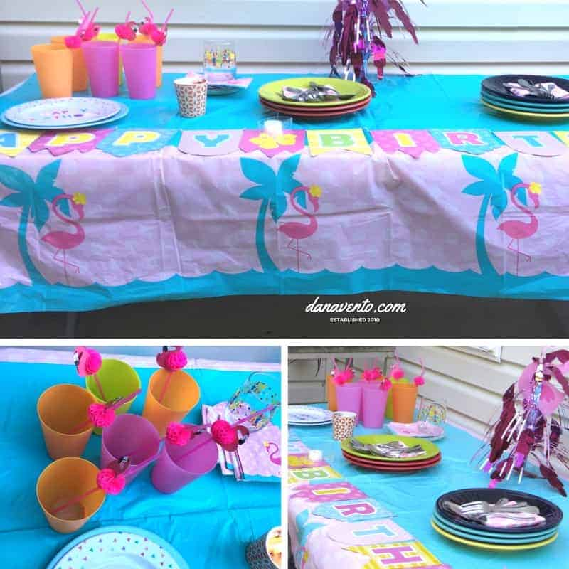 How To Throw A Pink Flamingo Themed Party Step by Step