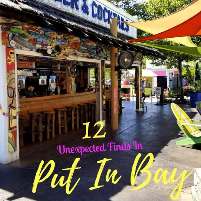 12 Unexpected Finds On Put In Bay