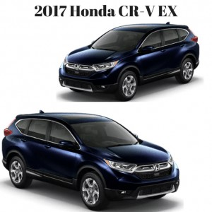 2017 Honda CR-V EX Sports Utility Offer Premium Features