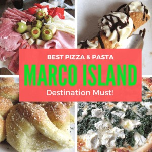 Best Pizza and Pasta on Marco Island
