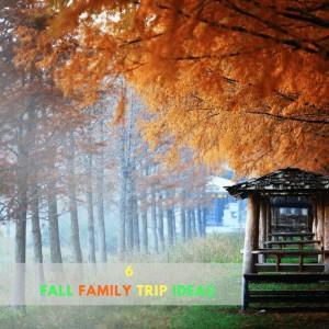 6 Fall Family Trip Ideas
