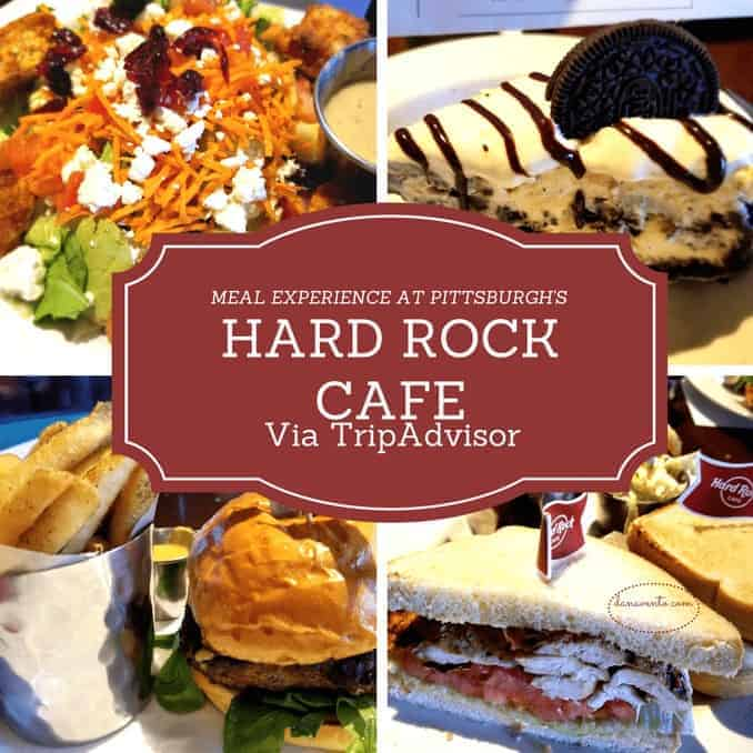 Acoustic Menu, Electric Menu,Pittsburgh's Hard Rock Cafe Meal Experience Through TripAdvisor.Pittsburgh's Hard Rock Cafe Meal Experience through TripAdvisor, Good eats, allergen friendly dining, eating out with allergies, brunch food, lunch food, lively libations, coffee and alcohol, sandwiches, platters, large servings, destination, yummy, fabulous food, food fresh prepped, the Chef does it all, Hard Rock Cafe, Hard Rock Cafe Pittsburgh, TripAdvisor, TripAdvisorAmbassador, Fixed Menu, parties, foods, Dining out, restaurant, food out, good eats, no pots, no pans, no dishes, no cooking, eat out, enjoy life, good food, where to eat, restaurant star, restaurant recommendation, family dining, solo dining, couple dining, tables, chairs, eating out as family, dining out together, take a break from cooking, restaurant in USA, couples dining, family dining, try eating out, Drink, couples, meals, deals, singles, parties, groups, families together, great value, best of the best, booked on TripAdvisor, How To, Pittsburgh and Tourism, Food Tour, attractions, booking attractions, booking trips, booking hotels, booking advice, public reviews, Experiences, Dining Experience, travelers, locals, booking online, reservations, easy to use, good food, good eats, compare options, read reviews, mobile app for TripAdvisor, book in advance, plan, save money, no tipping required, no tax required, actual experience, on the river, Station Square, local experience, dine out in Pittsburgh, Dine by the River, Travel blogger, Travel and food blogger, Food Blogger, 412, 412 eats, good eats, knowledge, reviews, ease, vip access, 24/7 customer service, low price guarantee, booking sites, travelers, foodies.burgers, salads, dessert, soft drinks,Pittsburgh's Hard Rock Cafe Meal Experience Through TripAdvisor