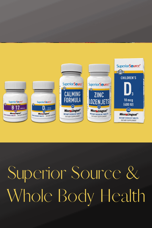 Superior Source Whole Body Health