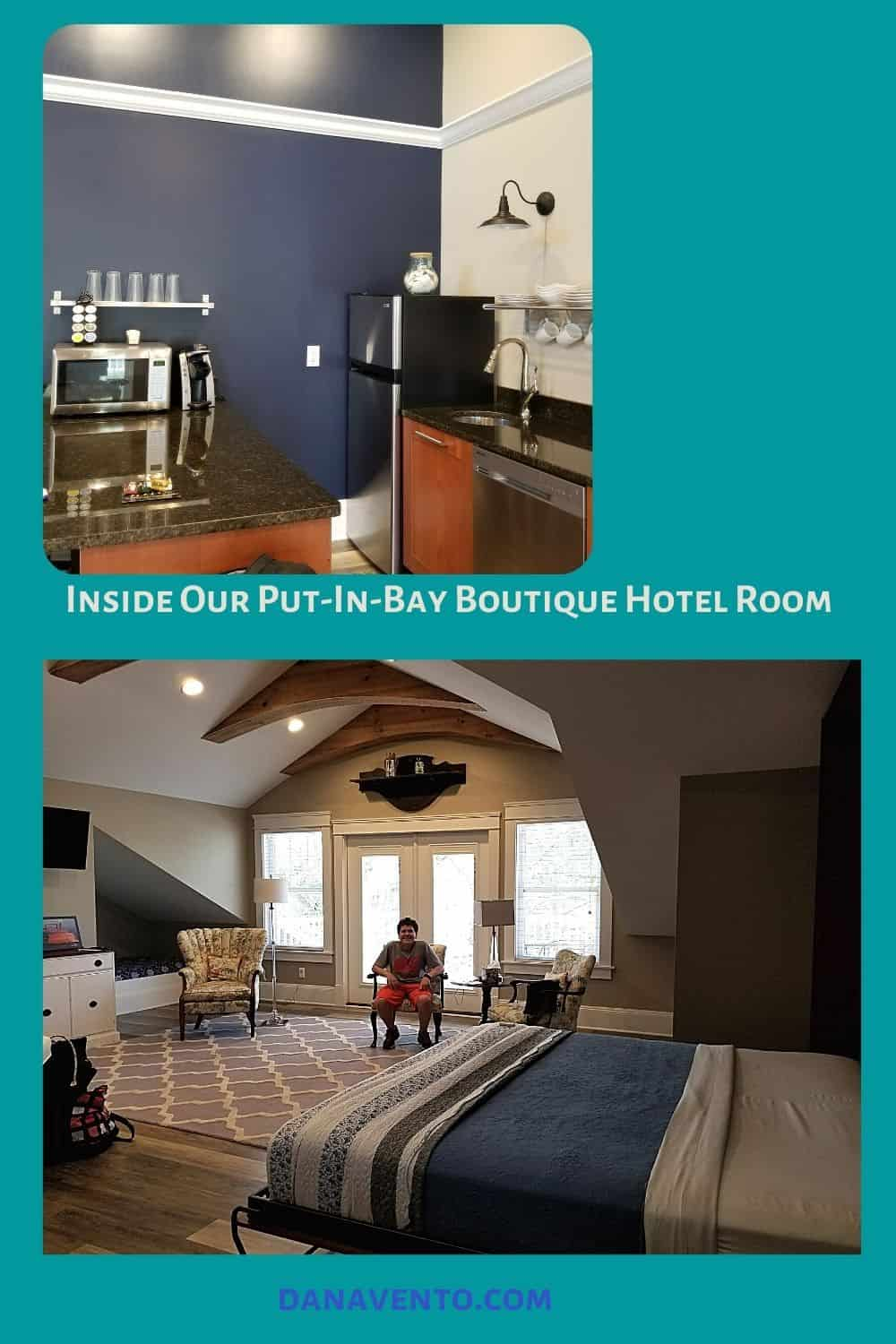 Inside Our Put In Bay Boutique Hotel
