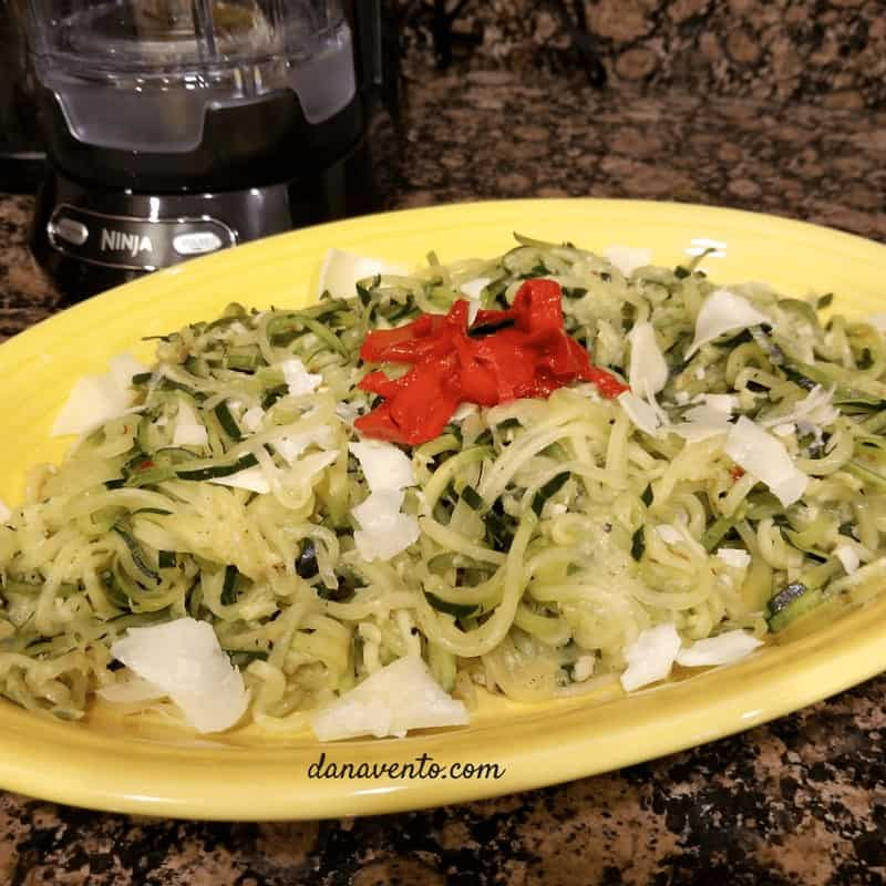 Aglio e oglio zoodles recipe, zoodles, zucchini noodles, veggies, no carbs, vegetables, no pasta, garlic, olive oil, hot pepper flakes, salt, pepper, shaved parmesan, fresh, spiralized, good eats, holidays, less carbs, trade out pasta, low glycemic, water veggie, Cooking, food, homemade, artisan, food prepared, prepared at home, how to, food diy, recipe, food recipe, food instructions, how to cook, food prep, greens, meatless, meat, food post, recipe post, diy post, kitchen, hands on, yummy, delicious, green and mean, fabulous food, easy to prepare, at home preparation, food prep in your home, you are the chef, go you, cooking recipes, edible, good eats, yummy, instant food, instant good, meals at home, dinner, lunch, side dishes, picnics, parties, Good eats, allergen friendly dining, eating out with allergies, brunch food, lunch food, lively libations, coffee and alcohol, sandwiches, platters, large servings, destination, yummy, fabulous food, food fresh prepped, the Chef does it all