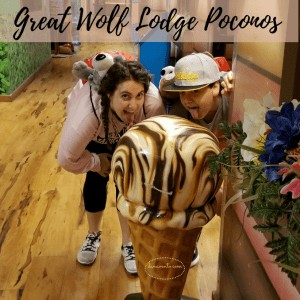 A Weekend Getaway At The Great Wolf Lodge Poconos