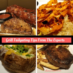 Grill Tailgating Tips From The Experts At Longhorn Steakhouse