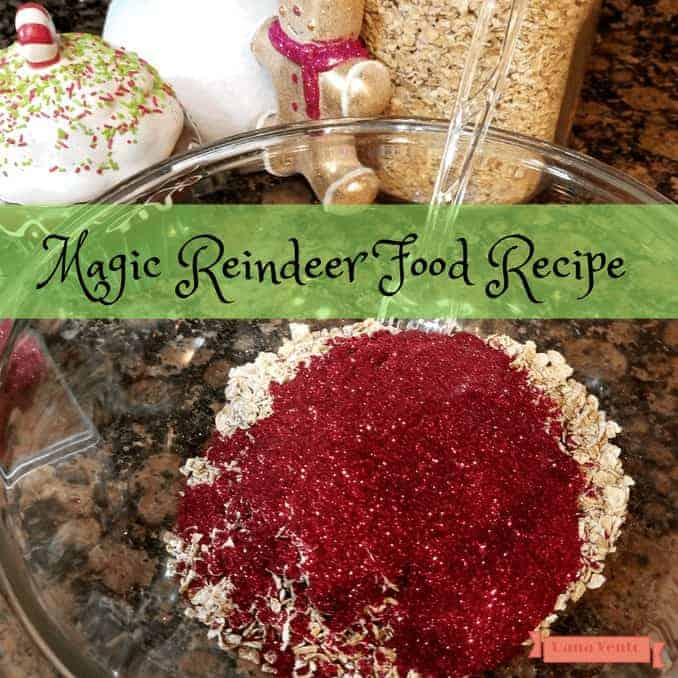 Magic Reindeer Food Recipe and Printable Treat Bag Topper, santa, Christmas, holidays, treats, Santa's Reindeer, magic of the season, fill stocking, holiday party, festive, green, red, dashing, kids, anticipation of holiday, tidings, traditions, family traditions, gifting, Triumphant, Ziploc® Brand products available at Walmart. , ZIPLOC® BRAND SNACK BAG 240 CT, zip, oatmeal, glitter, shake, bowl, cups, measuring, pouring, decorating, kids and fun, kids and Christmas Fun, Bring on the reindeer, Santa's Sleigh, food for reindeer, Glitter, shiny, sparkle, bowl, staples, easy to make, diy craft, easy project, fast project, simple project, holiday project, tired parents, kids and sleeping, kids and waiting for Santa Clause, Xmas, Xmas Tradition, quarts, gallons, zipping, variety, disposable, large, small, medium, square, Ziploc® Brand, Ziploc® Brand containers and bags, happy holidays, crafting, storage, organization, toting, sorting, year to year, candy crushing, stockings, classroom parties, holiday season, Use As Imagine, Imagine the Uses, diy blogger Dana