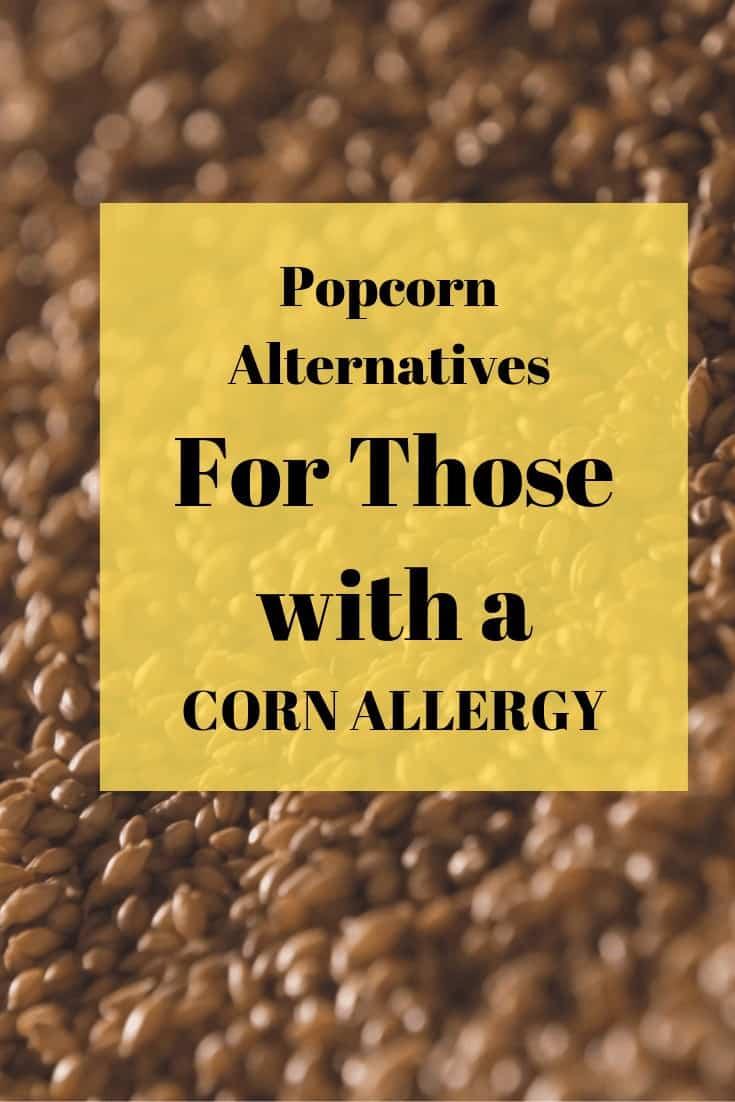 Popcorn Alternative sorghum seed