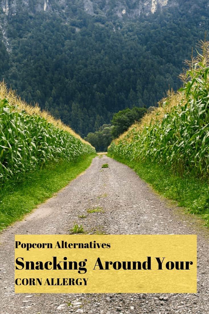 Corn-Free Popcorn Alternatives exist
