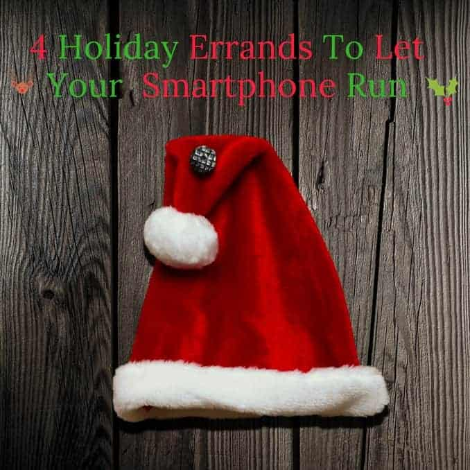 trendy, cool, trendy tech, cool tech, genre, boy, girl, man, woman, mom, dad, grandparents, kids, teens, tweens, music, holiday gifting, gifting for the holidays, stocking stuffers, holiday music, earphones, earbuds, music listening, Verizon, Verizon Wireless, Verizon Wireless.com, holiday gadgets, holiday tech, music, privacy, fitness, fitbit, apple watch, speakers, headsets, exercise, holiday gifting for loved ones, Christmas, Hanukkah,4 Holiday Errands To Let Your Smartphone Run, food, beverages, gifting, sending gifts, Apps, how to use apps to your advantage, holiday season and tech, group texting.