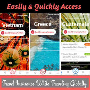 How To Easily And Quickly Access Travel Insurance While Traveling Globally