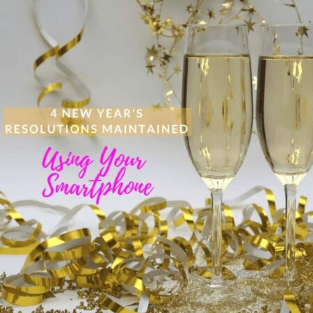 4 New Year's Resolutions Maintained By Using Your Smartphone, smartphone, phone, new yer, new you, lifestyle, Uber, Lyft, Drinking, Driving, Stepping, Monitoring, Healthy, food for thought, Verizon Wireless