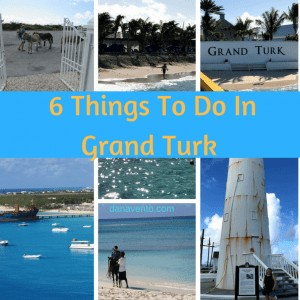 Grand Turk. 6 Simple Island Experiences