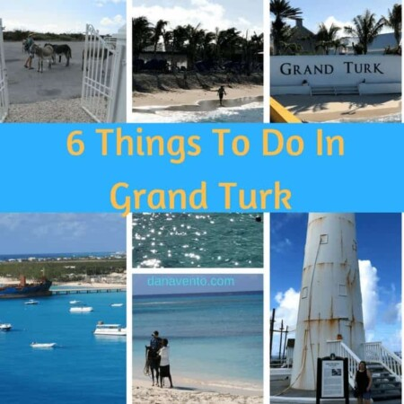 Discover Grand Turk. Lighthouse and Donkey