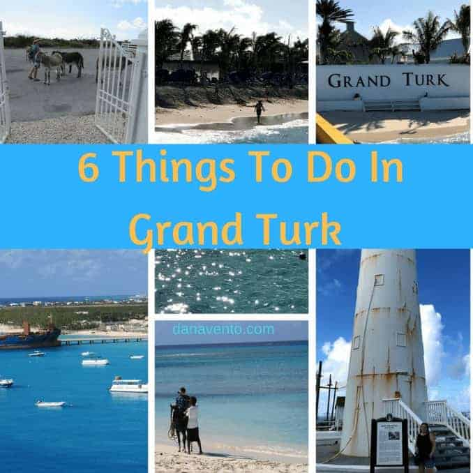 6 Things To Do In Grand Turk
