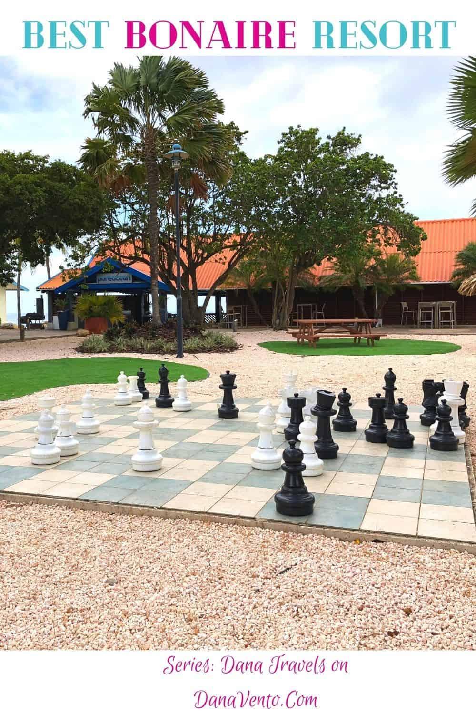 Best Bonaire Resort Life is a Big Game