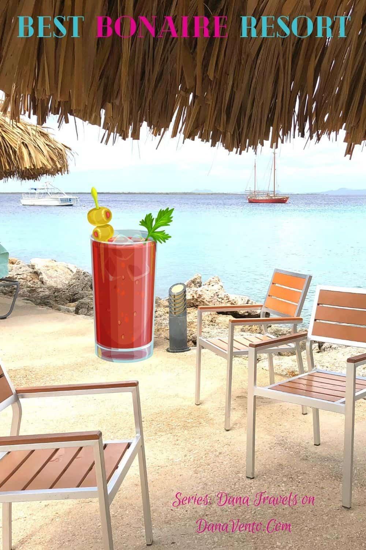 Best Bonaire Resort Pier Time