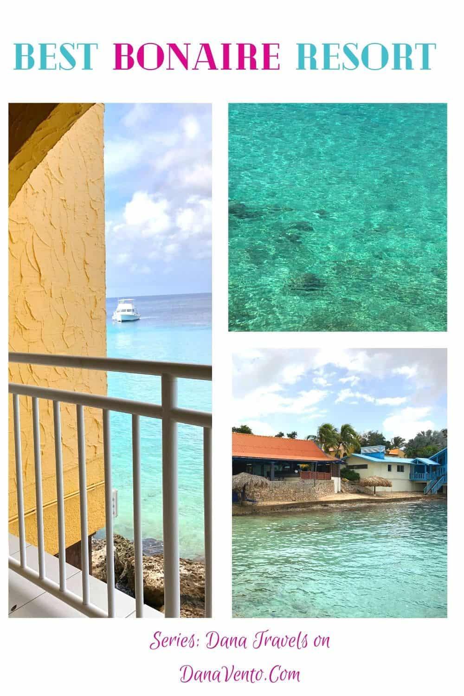 Best Bonaire Resort Water