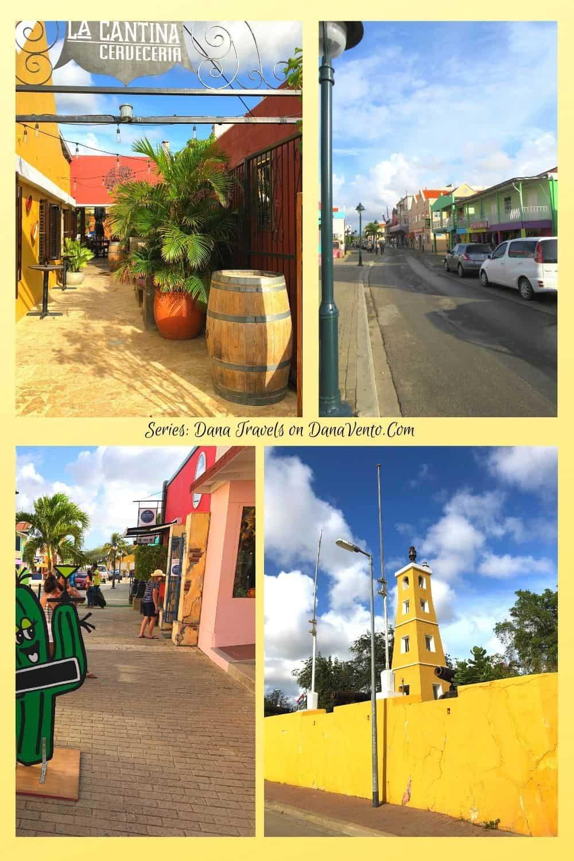 Kralendiijk capitol minutes away from best Bonaire resort