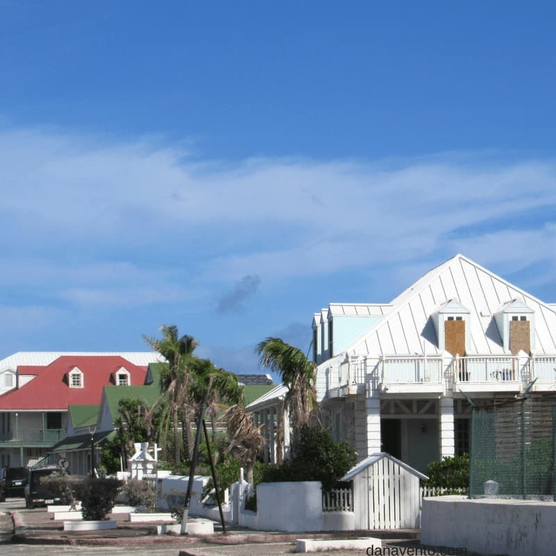 Cockburn Town as you Discover Grand Turks. The Capitol of Turks & Caicos