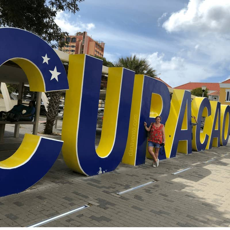 Big Letters of Curacao
