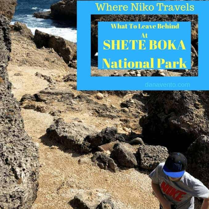 where niko travels, what to leave behind at Shete Boka National Park, Travel,tips, tricks, teen travel, by cruise, Curacao, Travel The World, Teen World Travel, Passport Travel, Holland America, 10 day cruise, cruising the world, Niko Travels, Where to travel with Niko