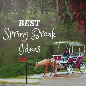 Best Spring Break Ideas