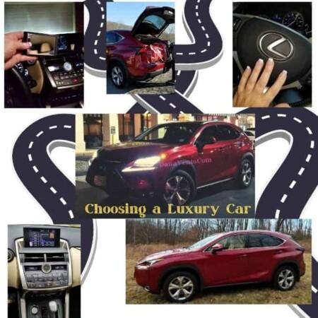 Choosing a luxury car your lifestyle