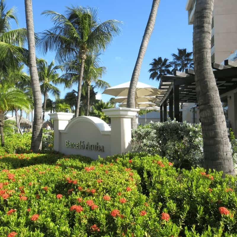 Pathway By Barcelo Aruba on Palm Beach