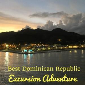Best Dominican Republic Excursion Adventure