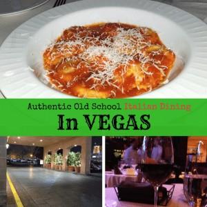 Vegas Authentic Old School Italian Dining