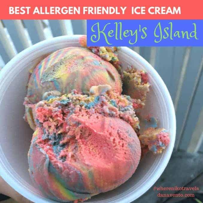 Best Allergen-Friendly Ice Cream on Kelley's Island