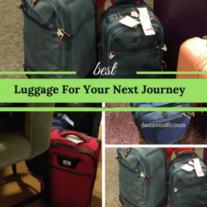Best Luggage For Your Next Journey