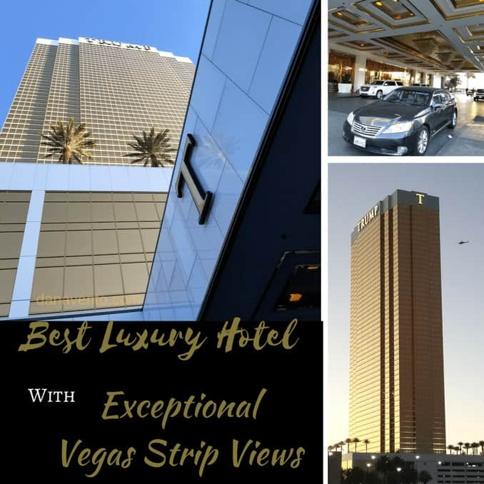 best luxury vegas hotel