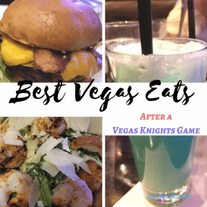 Best Vegas Eats After A Knights Game