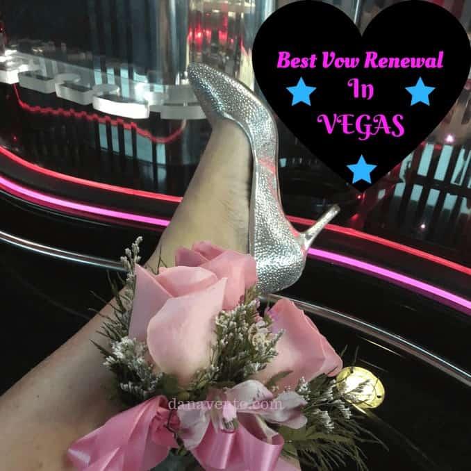 Best Vow Renewal In Vegas