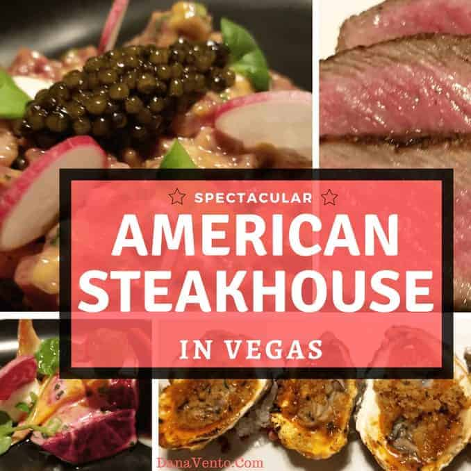 Established Yet a Hidden Gem Spectacular Vegas Steakhouse