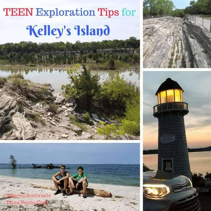 Teen Exploration Tips For Kelley's Island