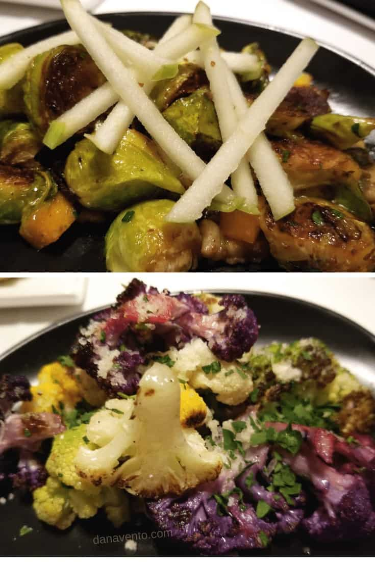 Brussel Sprouts & Cauliflower & Quinoa