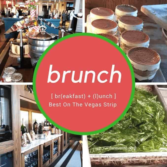 Best Best Brunch On Vegas Strip