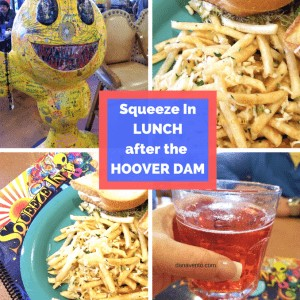 Where To Squeeze In For Lunch After The Hoover Dam