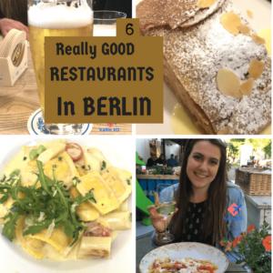 Fantastic Berlin Restaurants You'll Love