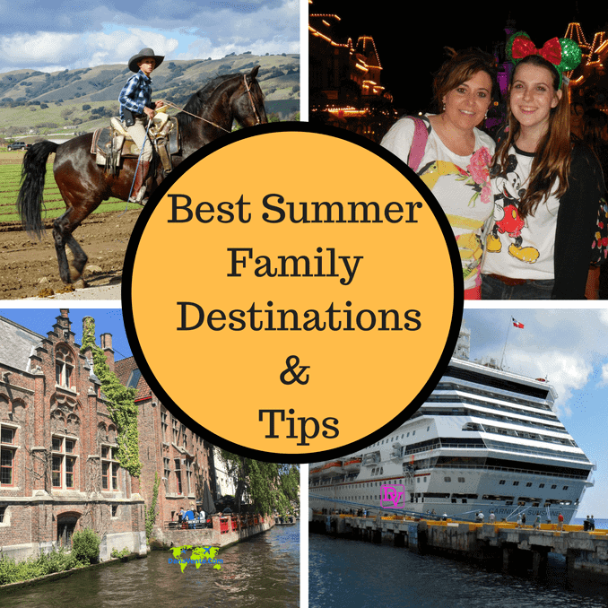 Best Summer Travel Destinations and Tips