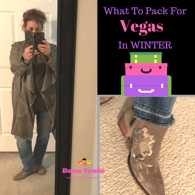 Packing For Vegas In Winter Months