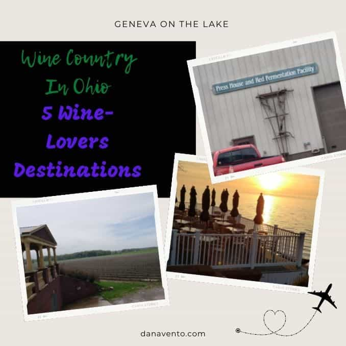 Wine Country in Ohio. Discover 5 Fabulous Destinations