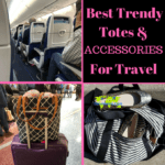 Best Trendy Totes and Accessories For Travel Style
