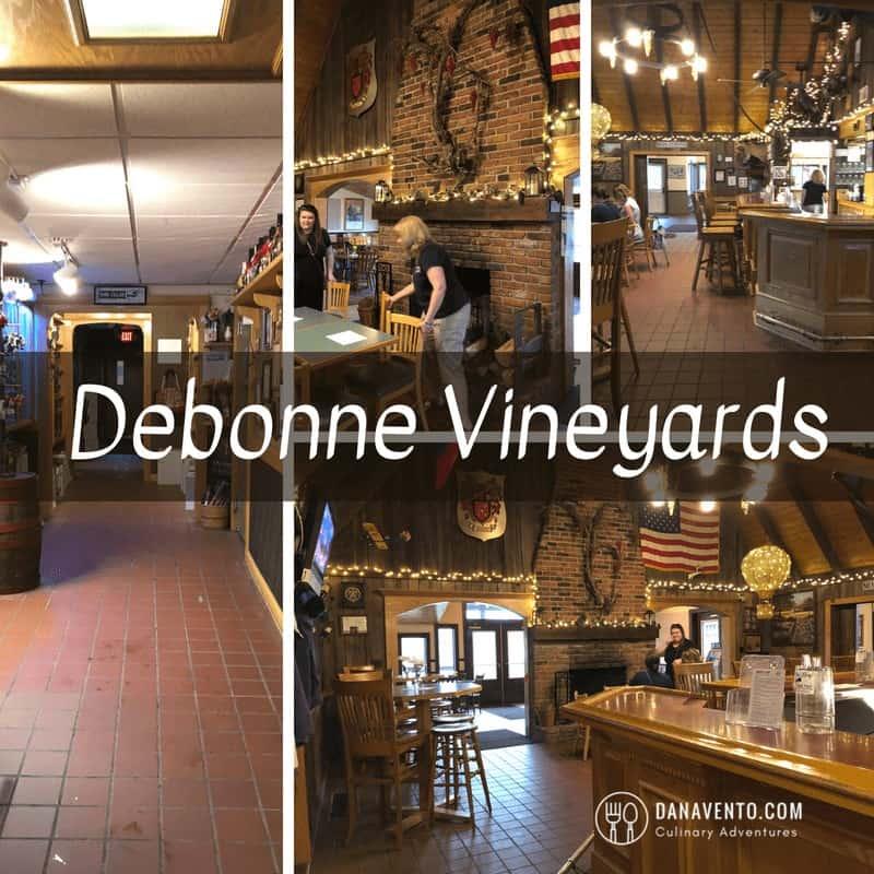 Debonne Vineyards Wine Country In Ohio